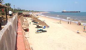 Фото пляжа гоа северного